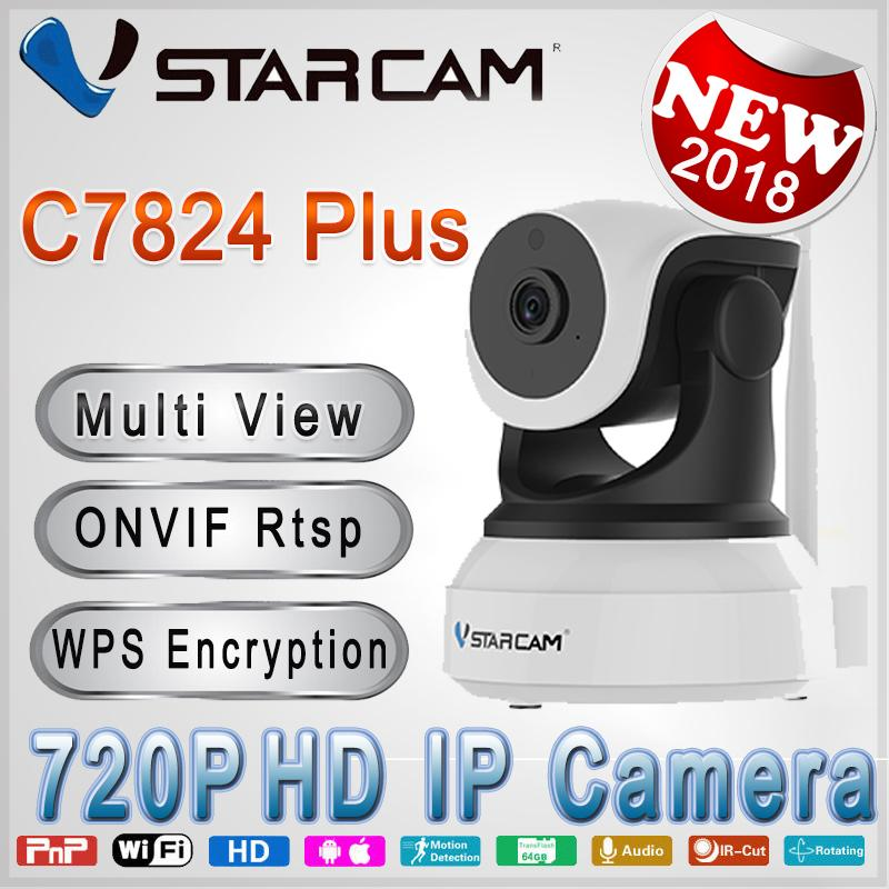 [official] Vstarcam 720p Hd C7824wip-Plus Wireless Camera/ Ip Camera/ip Security Camera/home Cctv By Cef Electronic.