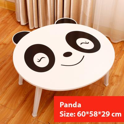 Panda Coffee Foldable Folding Computer Table