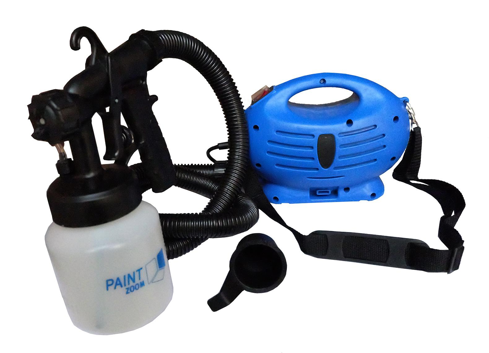 Automatic Electric Paint Sprayer System 650 Watts Paint Zoom By Spiro Spot Global.