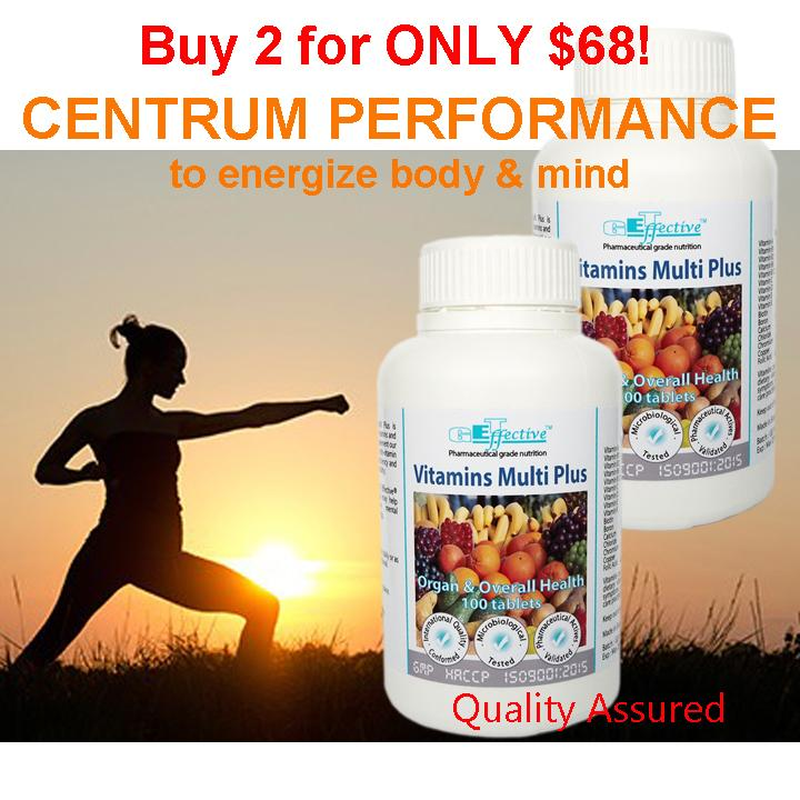 How Do I Get Get Effective Vitamins Multi Plus 1 1