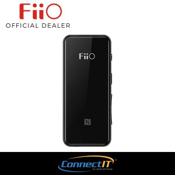 Fiio Btr3 Hifi Bluetooth Receiver With Aptx/aptxhd/aptxll/ldac/aac Support, Portable Mini Music Audio Receiver For Home Tv,speaker,car Stereo, Nfc Pairing, Usb Dac,and Type Usb C Port By Connect-It Asia Pte Ltd.