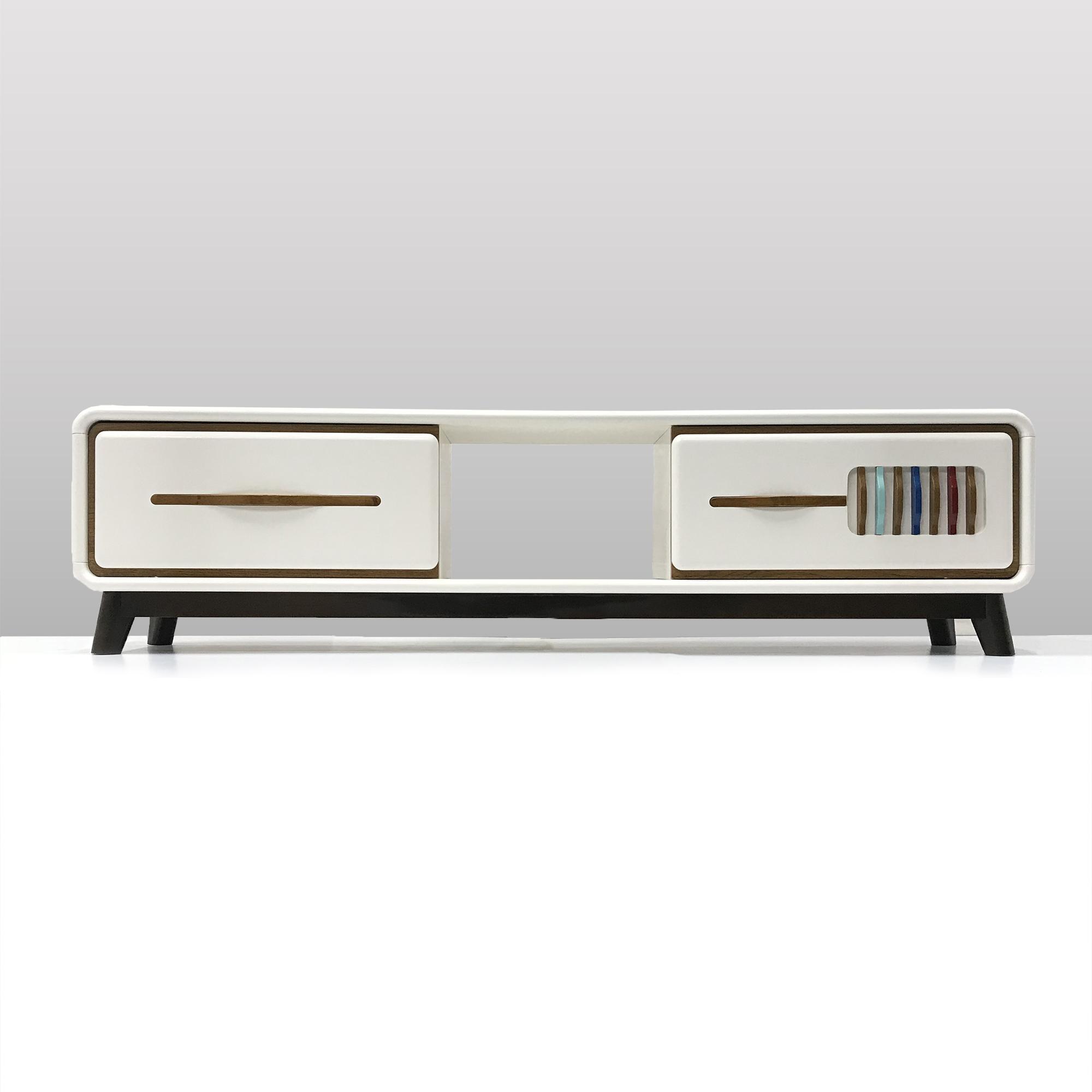 Simple Modern TV Console