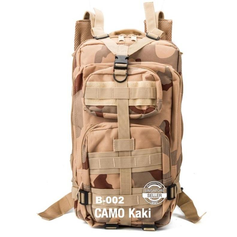 3p Multi-Purpose Outdoor Military Tactical Backpack Camping Hiking Sports Travelling Trekking By Ibuyonlinethings.