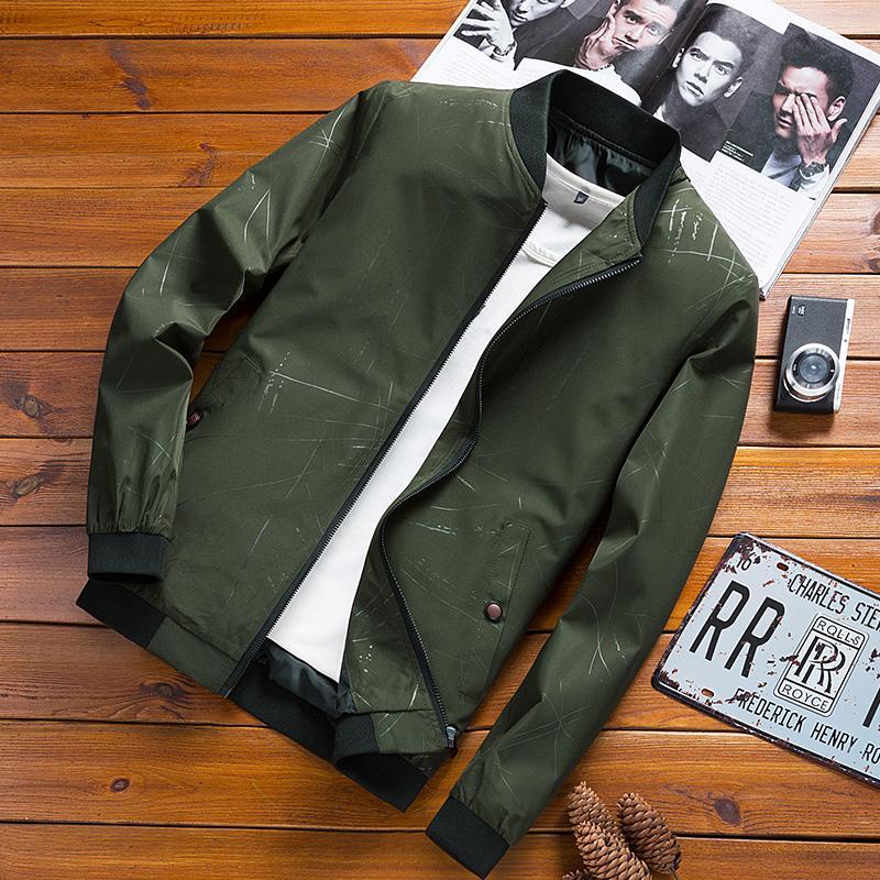Buy Bomber Men Jackets Clothing Lazada Sg