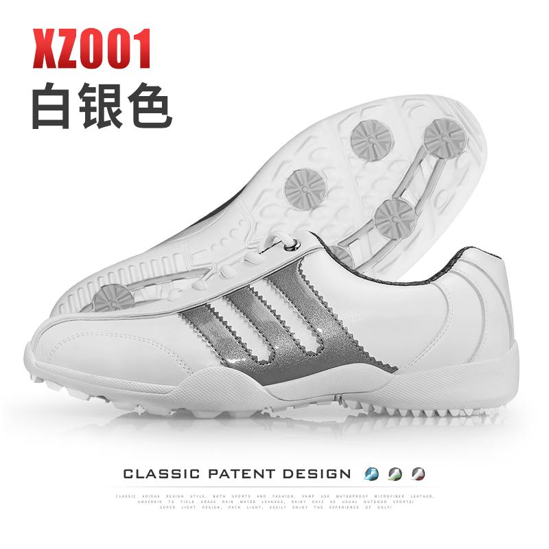 Ultra-Lightweight! Pgm Golf Sneakers Men Spring Breathable Shoe Waterproof Athletic Shoes Soft Spikes By Taobao Collection.