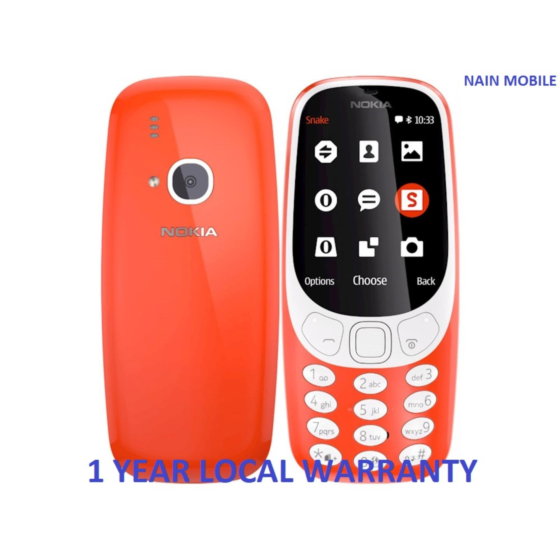 Latest Nokia Mobiles Products Enjoy Huge Discounts Lazada Sg Lumia 520 8gb Red
