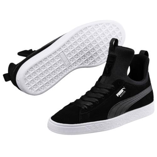 Singapore. Puma Suede Fierce Wn s Sneakers - Puma Black-Puma BlackPuma  Black-Puma Black 3a0668ff9