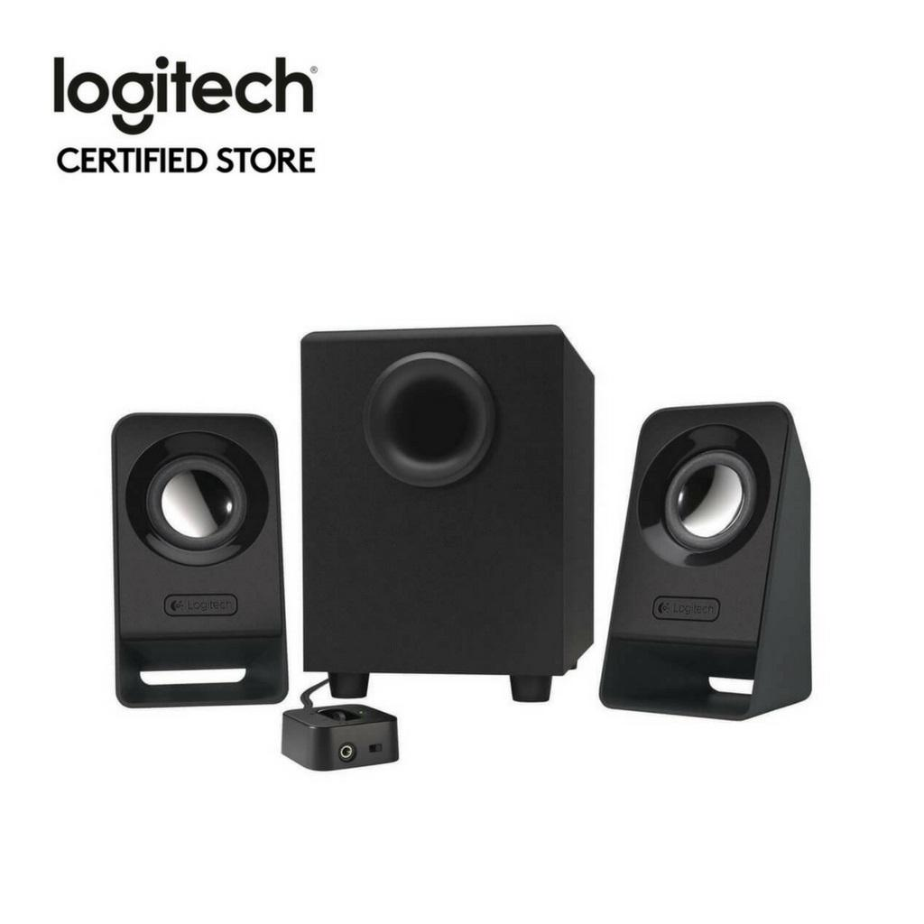 Logitech Z213 Multimedia Speakers (2.1 Stereo Speakers with Subwoofer)