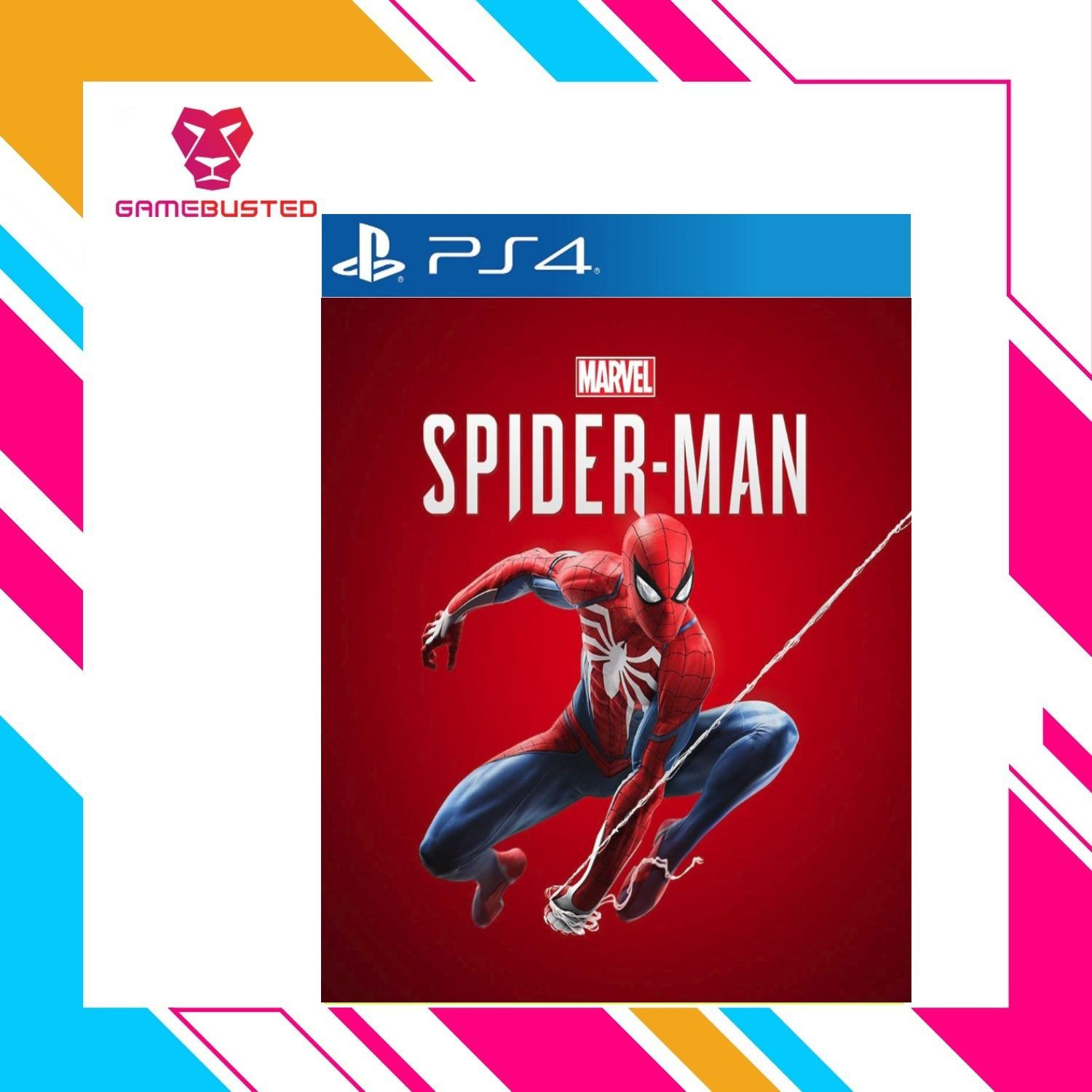 Buy Online Psp Games Best Sellers Lazada Ps4overwatch Reg 2 Ps4 Marvels Spiderman R1 All