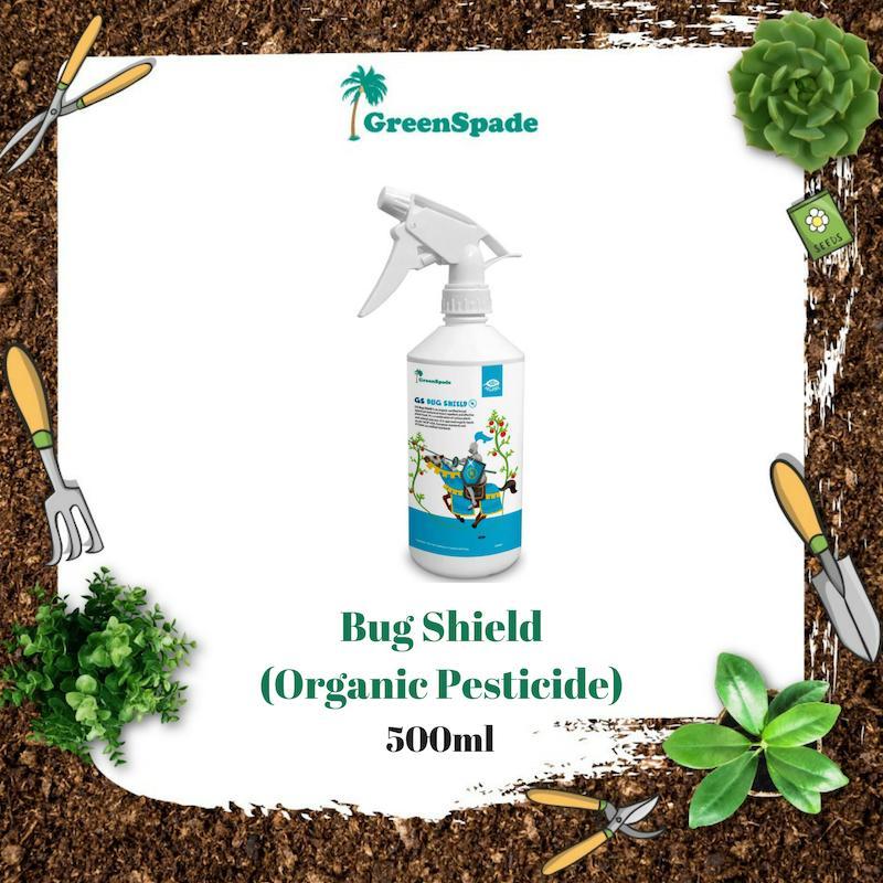 Green Spade Bug Shield (Pesticide) 500ml