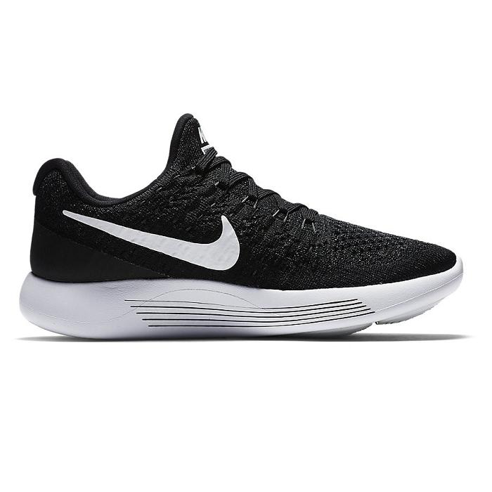 c71d2fabf33 NIKE LUNAREPIC LOW FLYKNIT 2- Women Shoes (Black) 863780-001