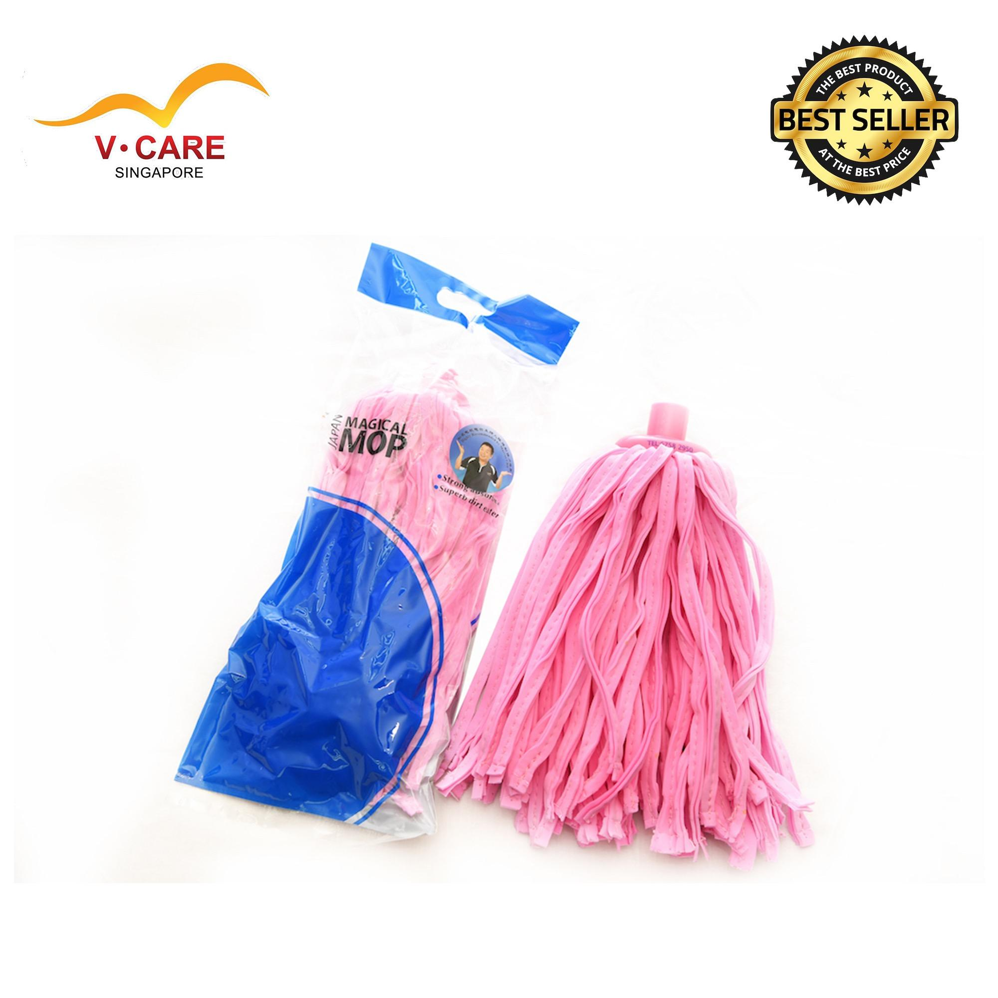 Cheap V Care Mop Head Pink
