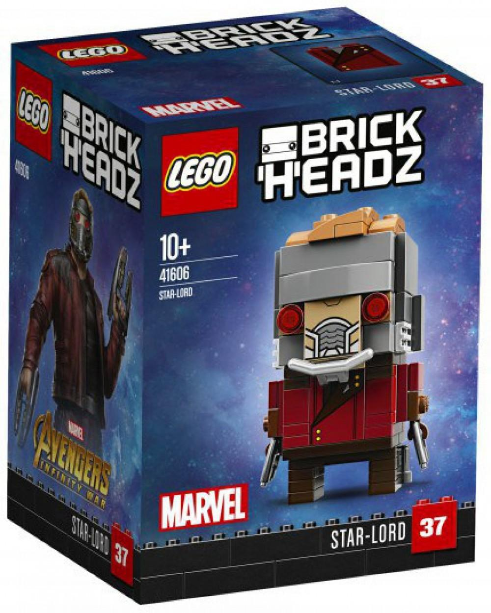 Review Lego Brickheadz 41606 Star Lord Lego