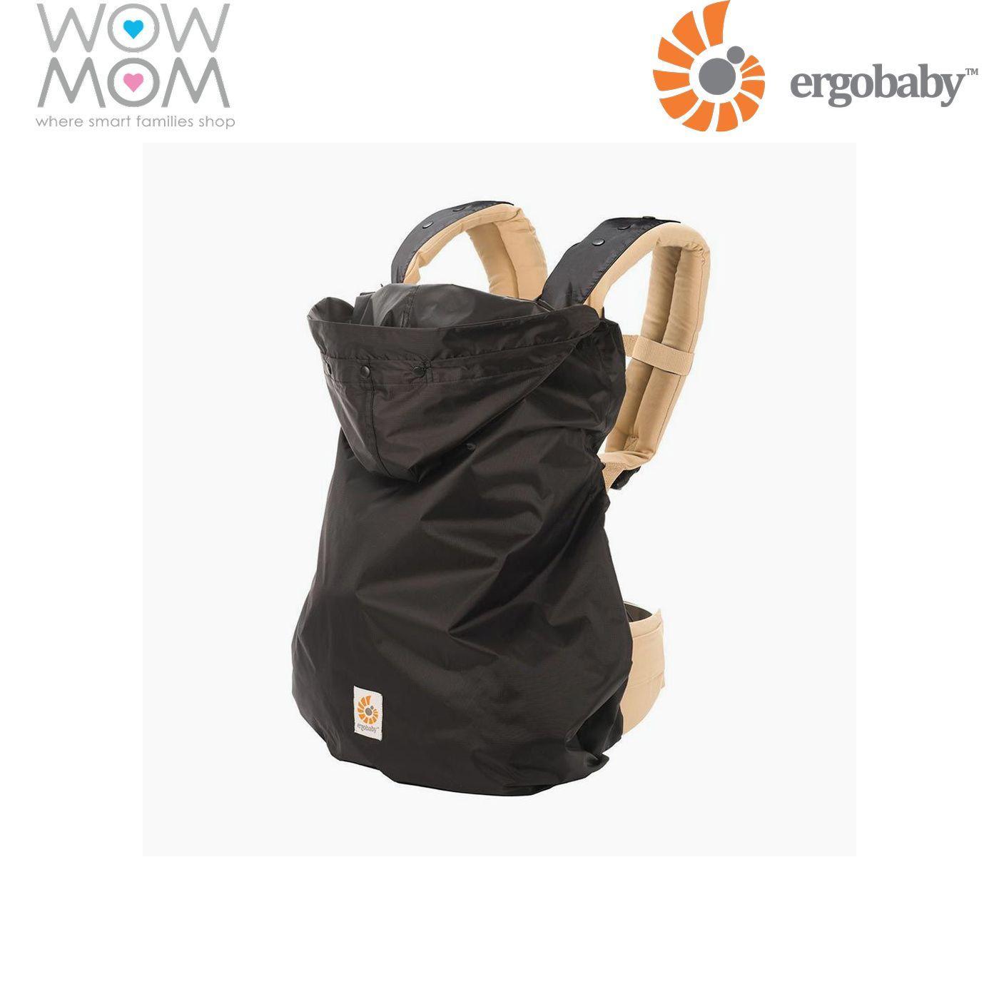 1d7f39cf5c3 Ergobaby Baby Carrier Rain Cover- Black