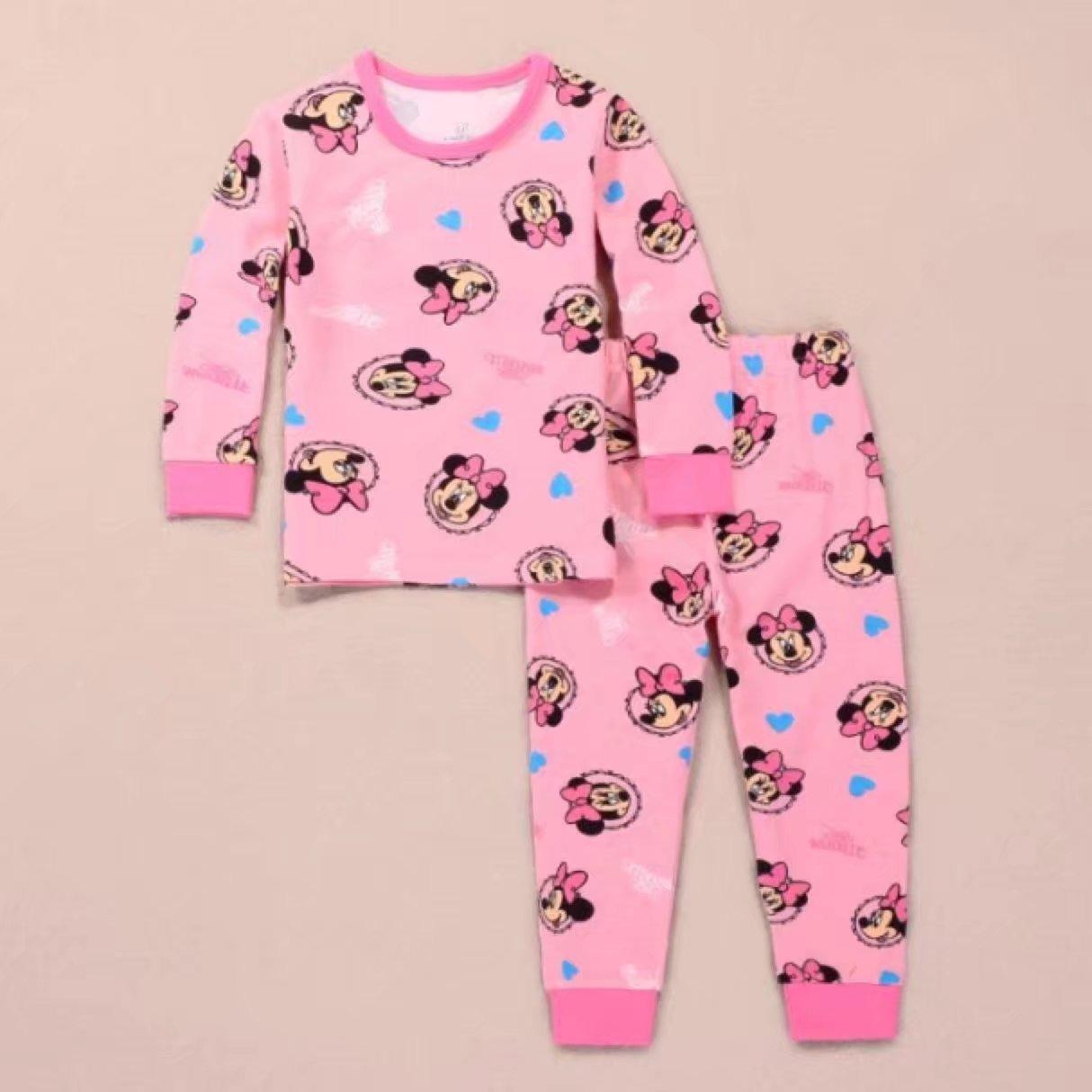 Price Kids Clothes Minnie Mouse Pajamas Frozen Pajamas Unicorn Pajamas Peppa Pig Pajamas Oem Original