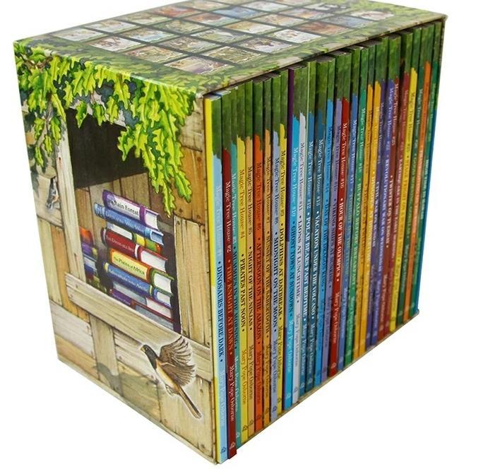 [SG Ready Stock] Magic tree house (1-28) c2