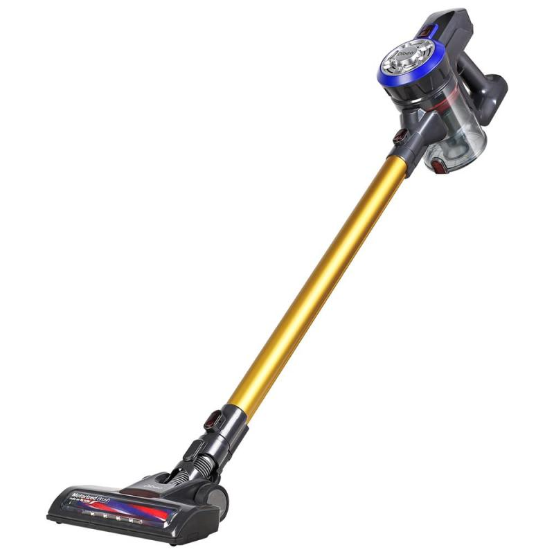 Dibea D18 2 In 1 Handheld Cordless Vacuum Cleaner Cyclone Filter 120W 8500 Pa Strong Suction Dust Collector Household Aspirator With/Without Motorized Brush Singapore