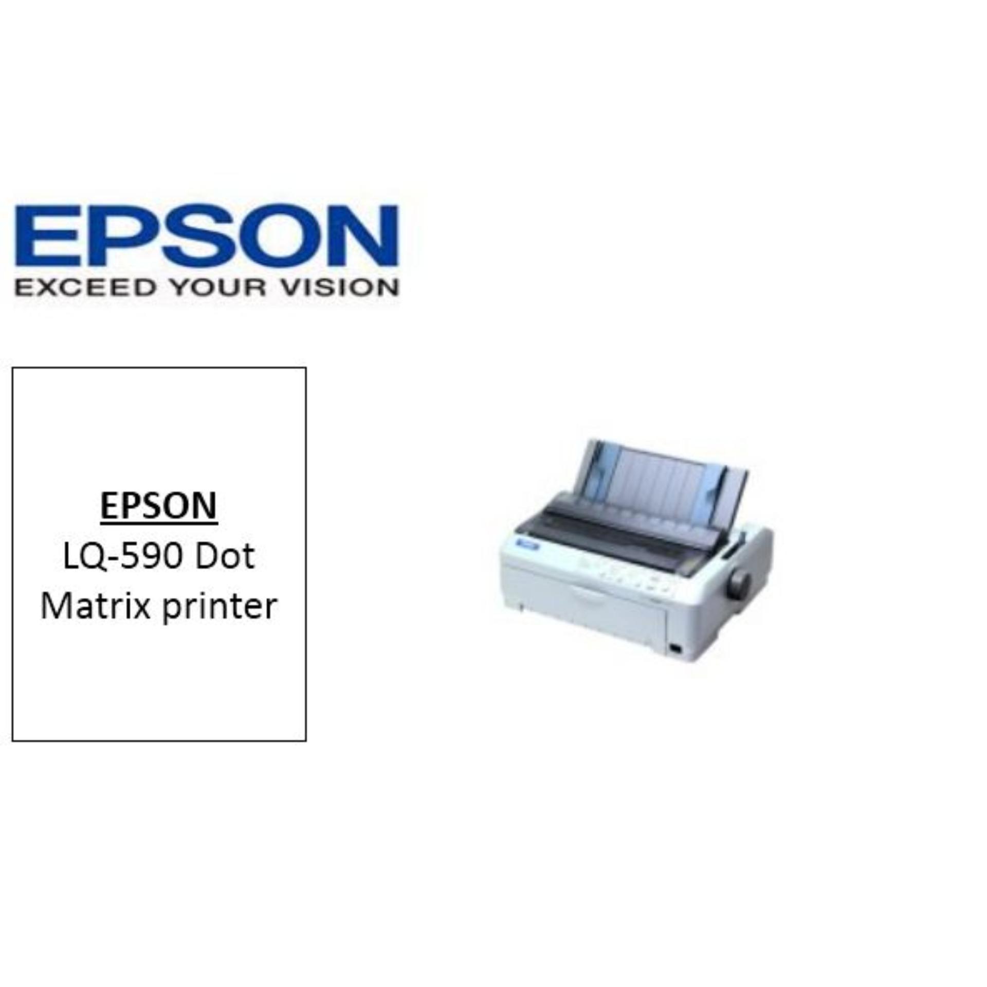 Epson Lq 590 Dot Matrix Printer Lq590 Lq 590 Best Price