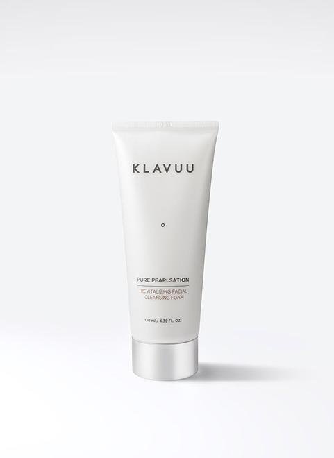 [KLAVUU] PURE PEARLSATION REVITALIZING FACIAL CLEANSING FOAM - COCOMO