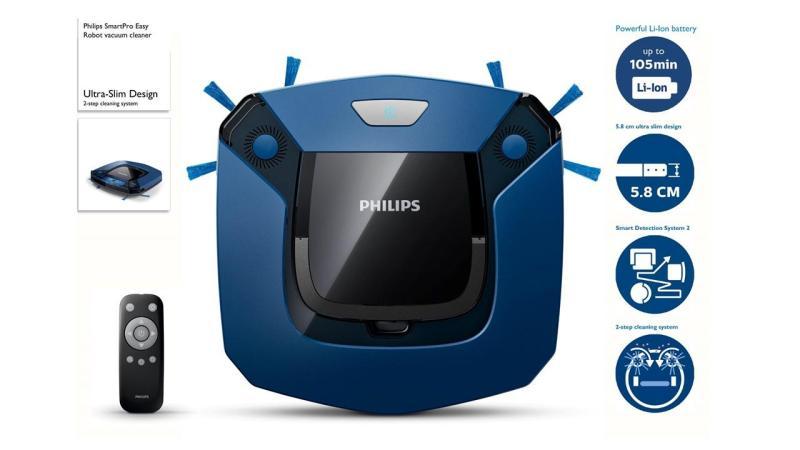 Philips FC8792/01 SmartPro Easy Robot vacuum cleaner Singapore