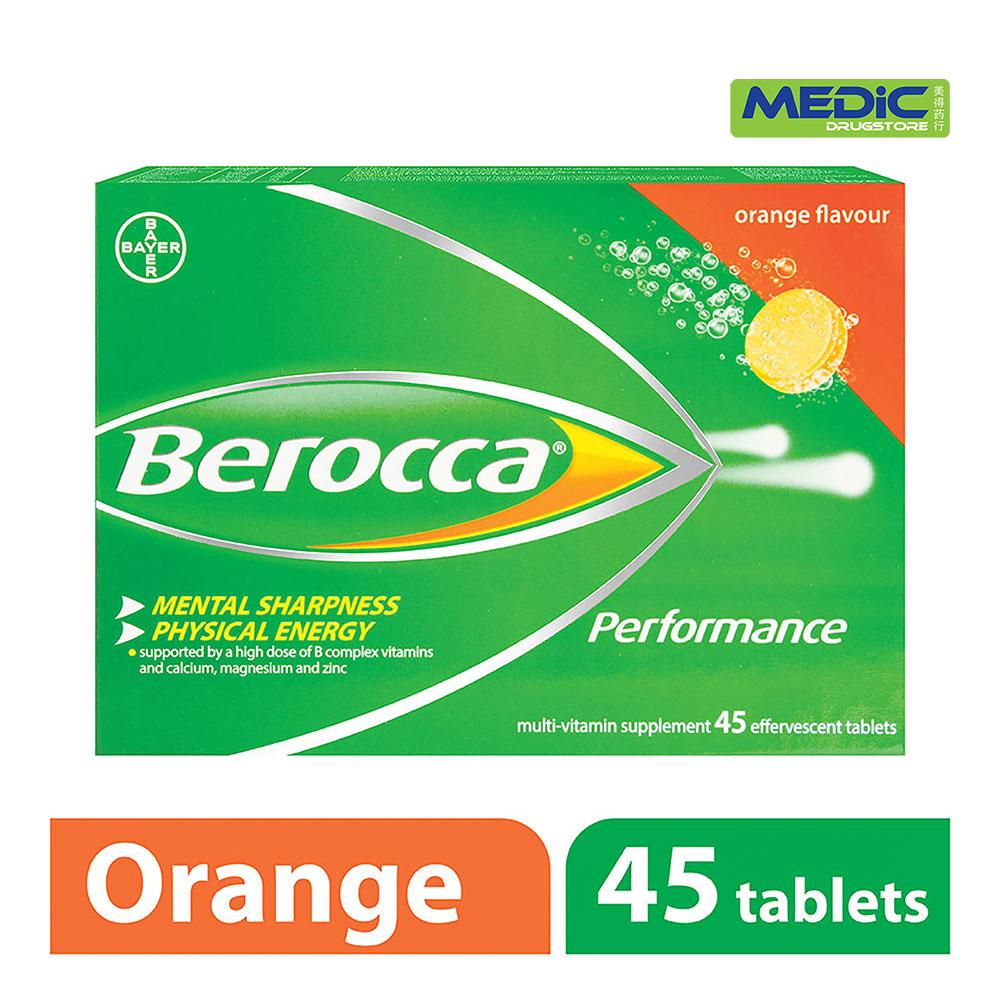 Multivitamin Singapore For Women Men I Lazada Blackmores Total Calcium Magnesium D3 200 Tablet Berocca Performance Vitamin B Orange Energy Effervescent 45s