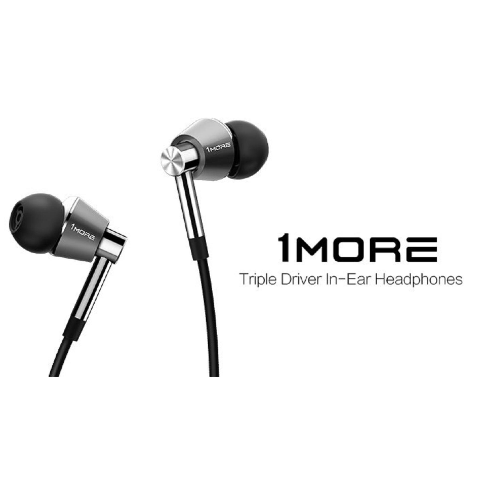 1MORE Triple Driver In-Ear Earphone