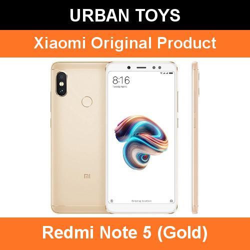 Xiaomi Redmi Note 5 / 3GB+32GB / 4GB+64GB / Ai Dual Camera / 12MP + 5MP Rear Camera / 1 Year Local Warranty Set by Xiaomi Singapore