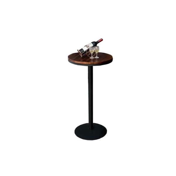 JIJI Premium Round Loft Bar Table 105 cm (FREE Installation with 1 Year Local SG Warranty) (SG)