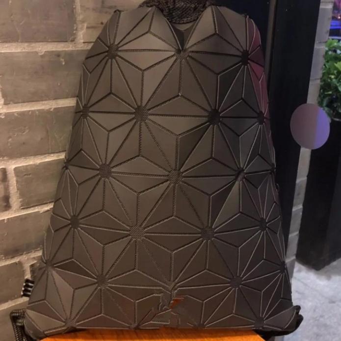 Issey Miyake Drawstring Adidas Gym Bag
