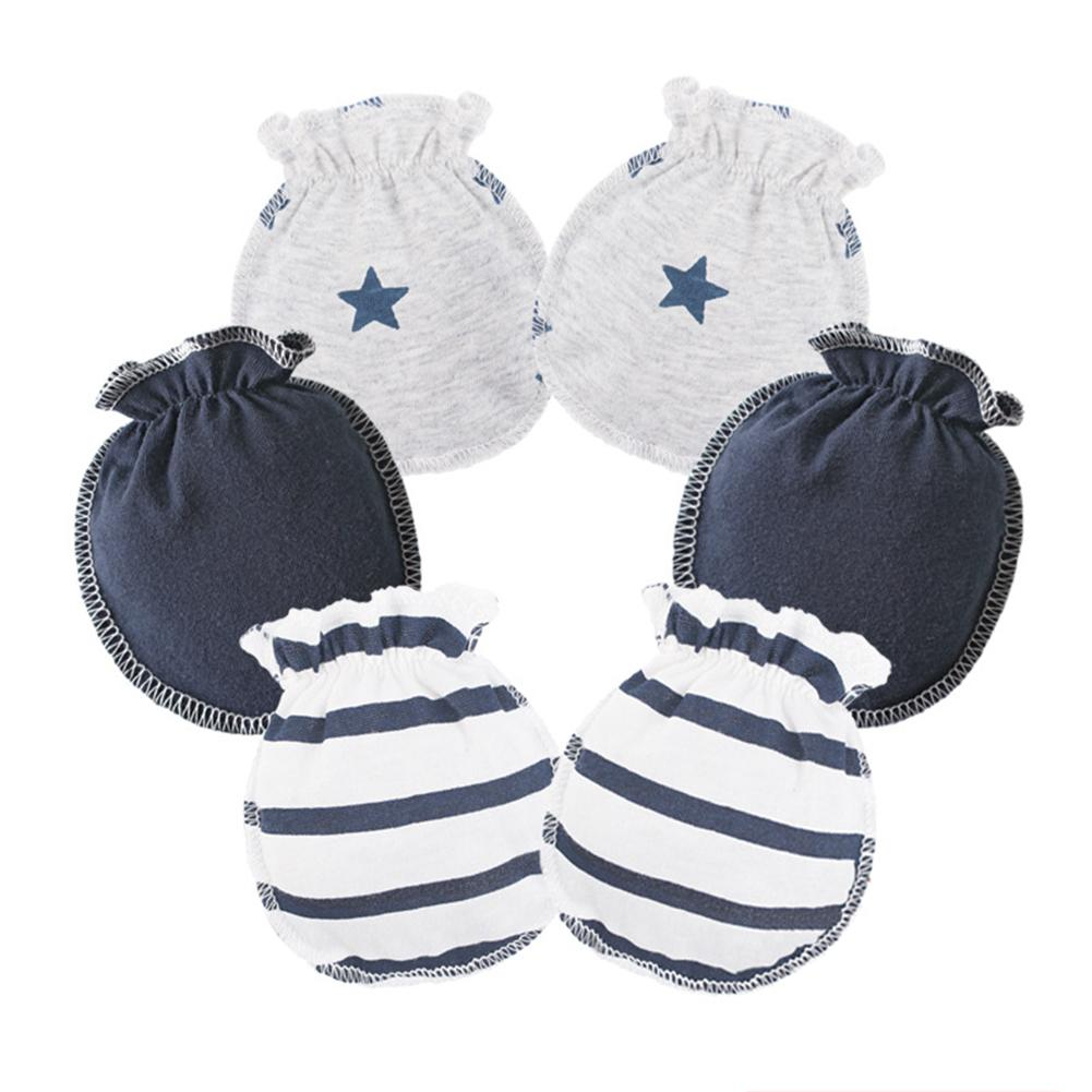 Accessories 1 Set Baby Socks Gloves Prevent Scratch Face Warm Winter Autumn Soft Breathable Cartoon Cute Fashion Newborn Boys Girls Costume Selling Well All Over The World Mother & Kids