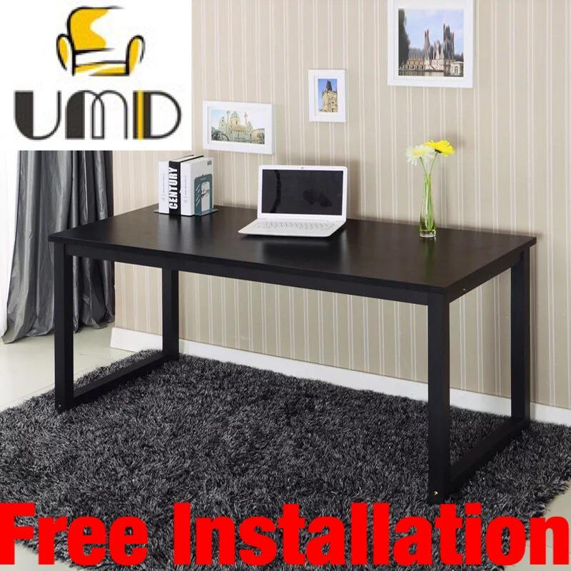 Compare Price Umd 120L 60W 75H Study Table Study Desk Computer Table Computer Desk On Singapore
