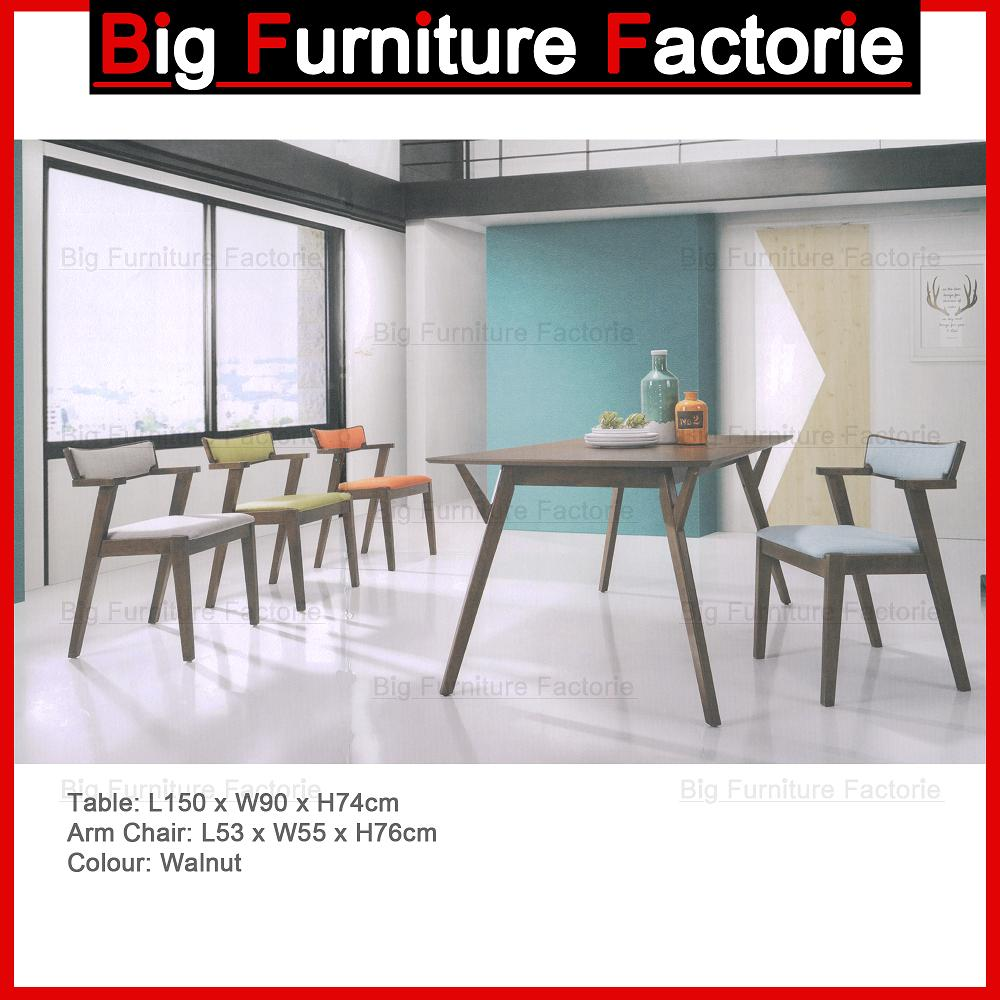BFF-Dining Set WN3 (1+4)