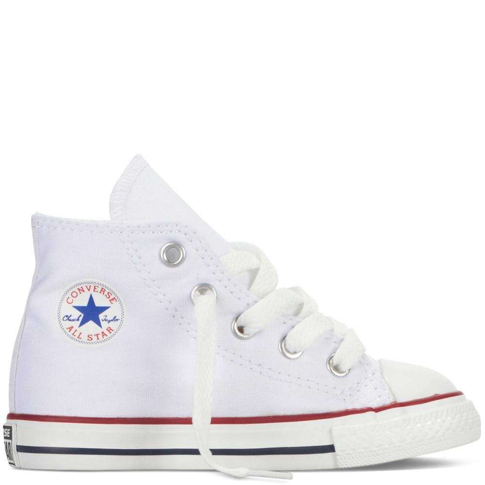 6fabf5efefb4 Singapore. CONVERSE CHUCK TAYLOR ALL STAR HI - OPTICAL WHITE - 7J253C