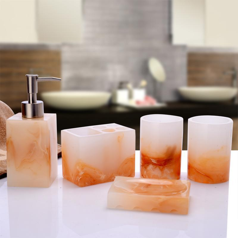 Buy Couples resin and high-end European Bathroom Set Singapore