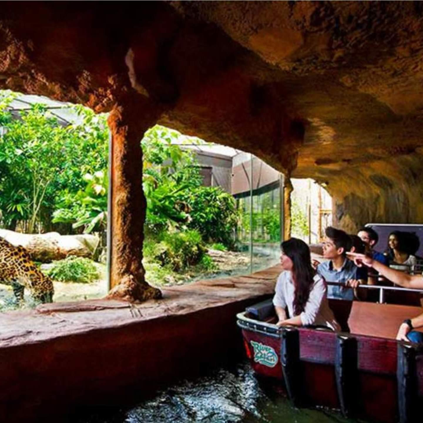 River Safari (child) By Monster Day Tours.