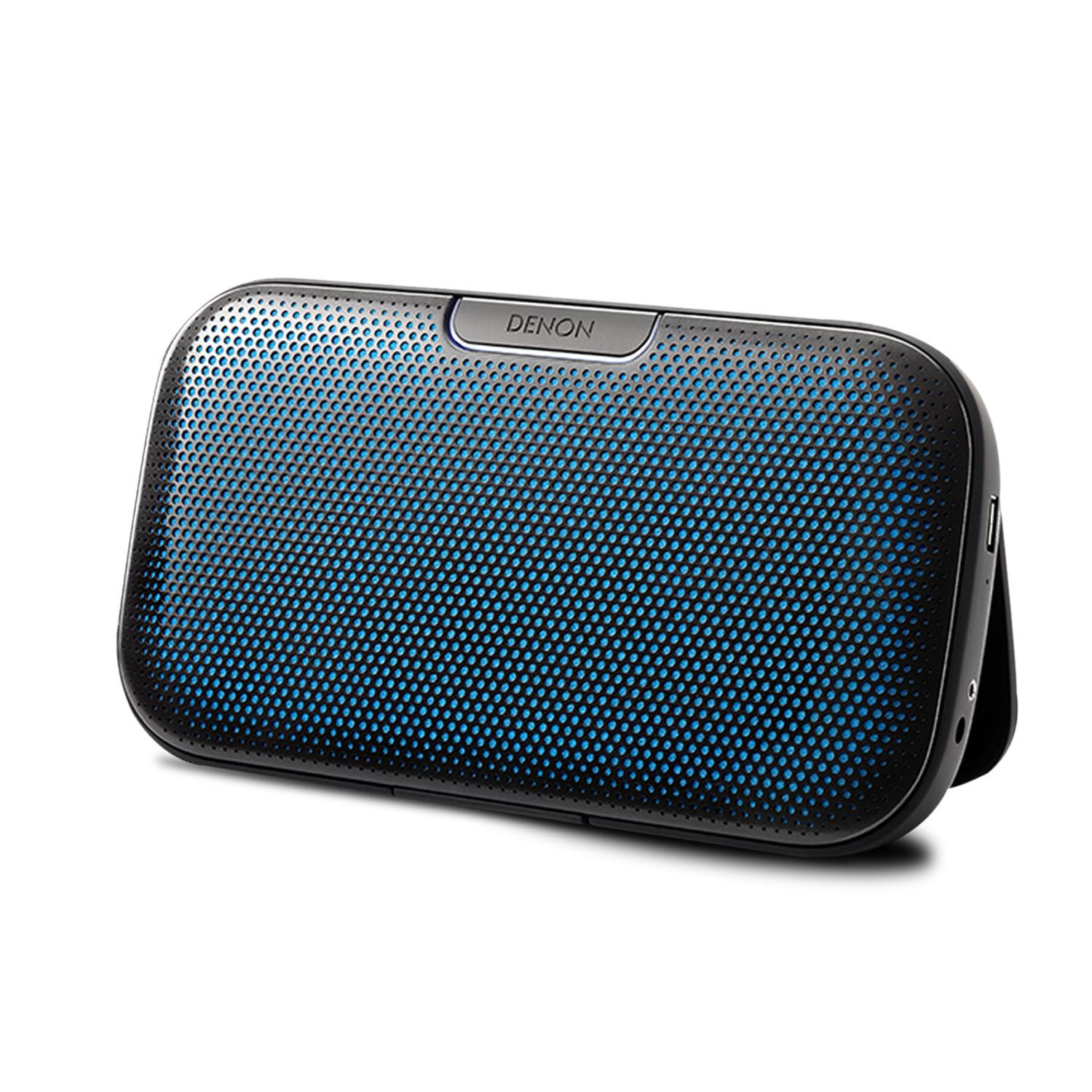 Sale Denon Envaya Dsb 200Bk Portable Bluetooth Audio System Black On Singapore