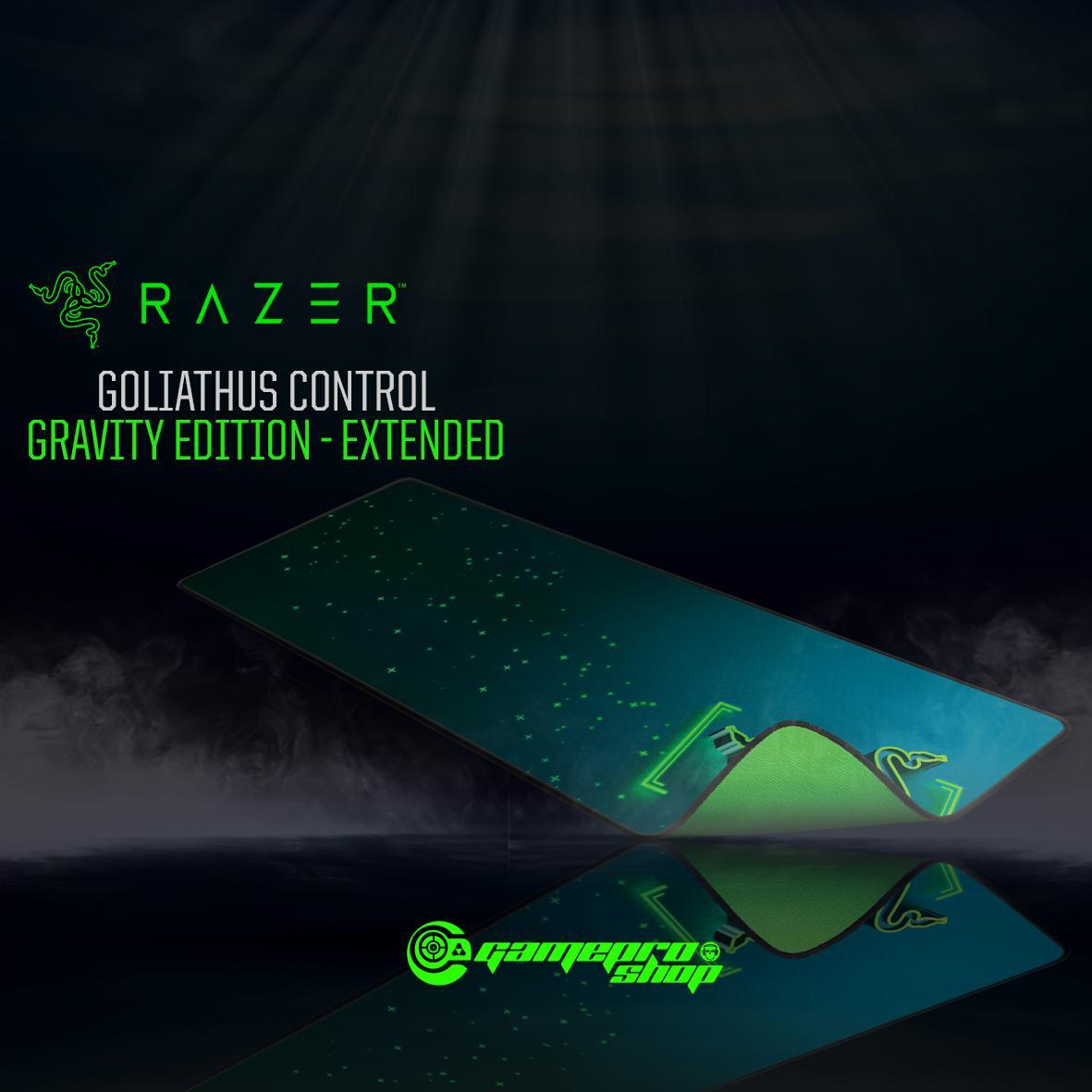 RAZER GOLIATHUS CONTROL GRAVITY EDITION - EXTENDED *COMEX PROMO*