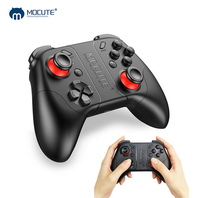 Wireless Gamepad Bluetooth 3.0 Game Controller Joystick for iOS Android Phone Tablet PC Laptop for VR