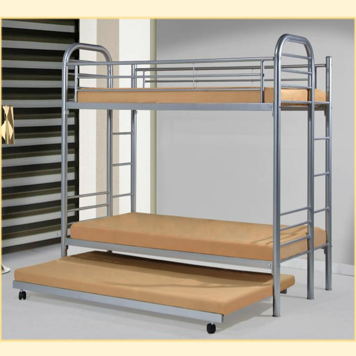 CANDY Double Decker Bed with Pull Out