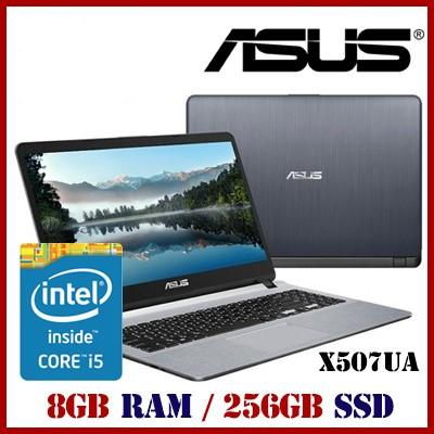 [BRAND NEW] Asus X507 15.6 inch FHD Laptop / Intel i5 7th gen / 8GB RAM / 256GB SSD / One Month Warranty