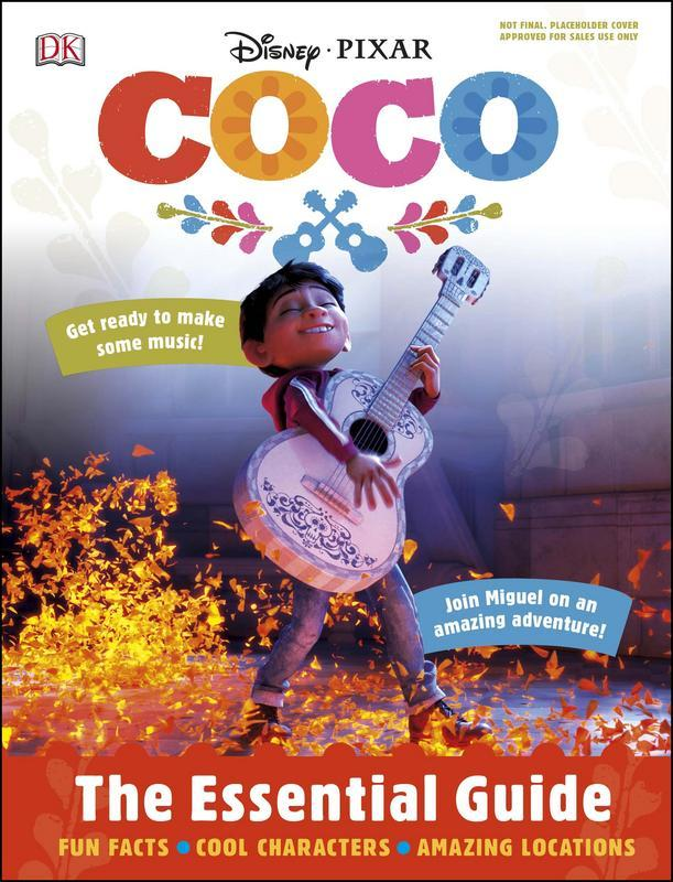 Disney Pixar Coco Essential Guide
