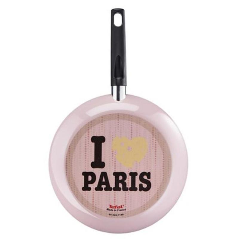 Tefal Frying pan Graphic Pan Passport I Love Series - NY 26cm / Paris 28cm Singapore