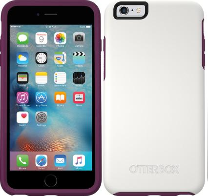 best website 819c9 8d9b3 Iphone 6s Plus Case Otterbox Symmetry price in Singapore