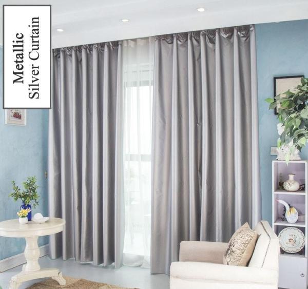 A Curtain for your balcony / backyard