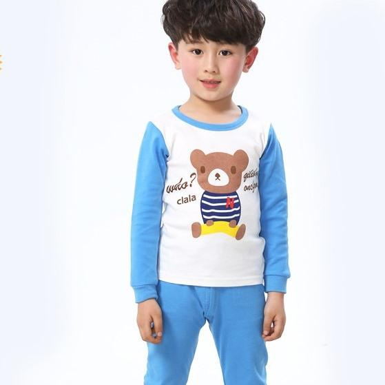 Big Kids Pyjamas /children Family Couple Pyjamas Set Up To Size 180cm Boys [pjo16] By Jolly Sg.