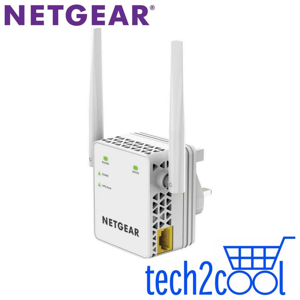 Netgear Ex2700 N300 1-Port Essentials Edition Wifi Range Extender By Tech2cool.