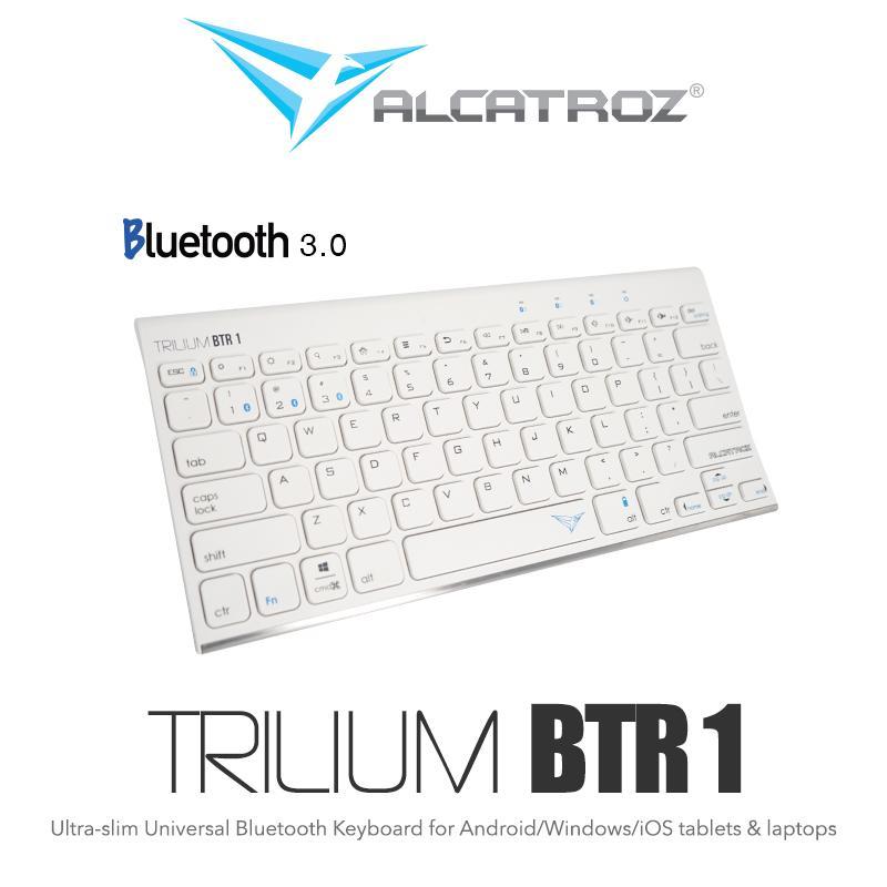 Trilium BTR 1 Ultra Slim Universal Bluetooth Keyboard Singapore