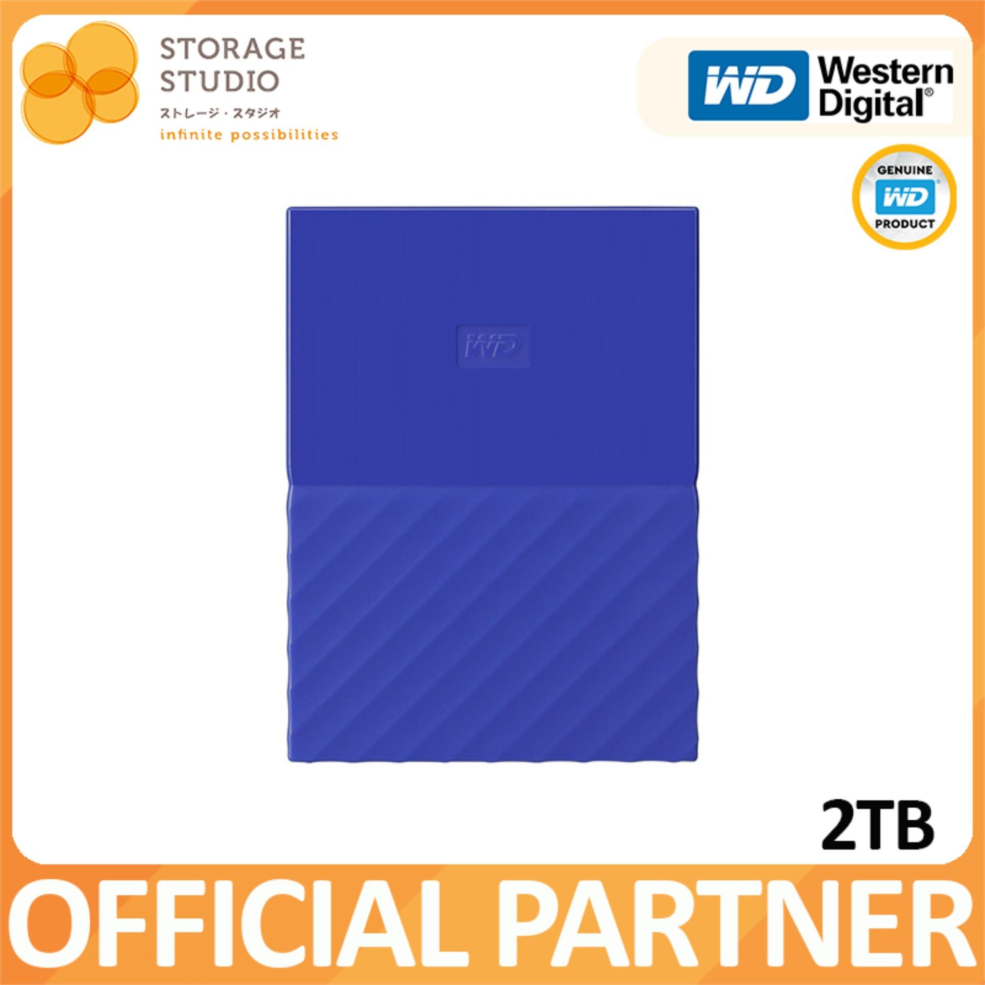 Best Deal Wd My Passport 2Tb Usb3 Portable Hard Disk