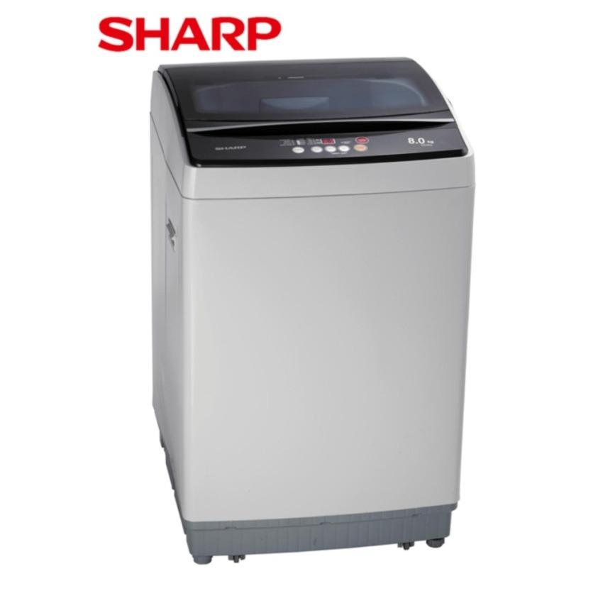 Retail Price Sharp Esx805 8Kg Top Load Washing Machine