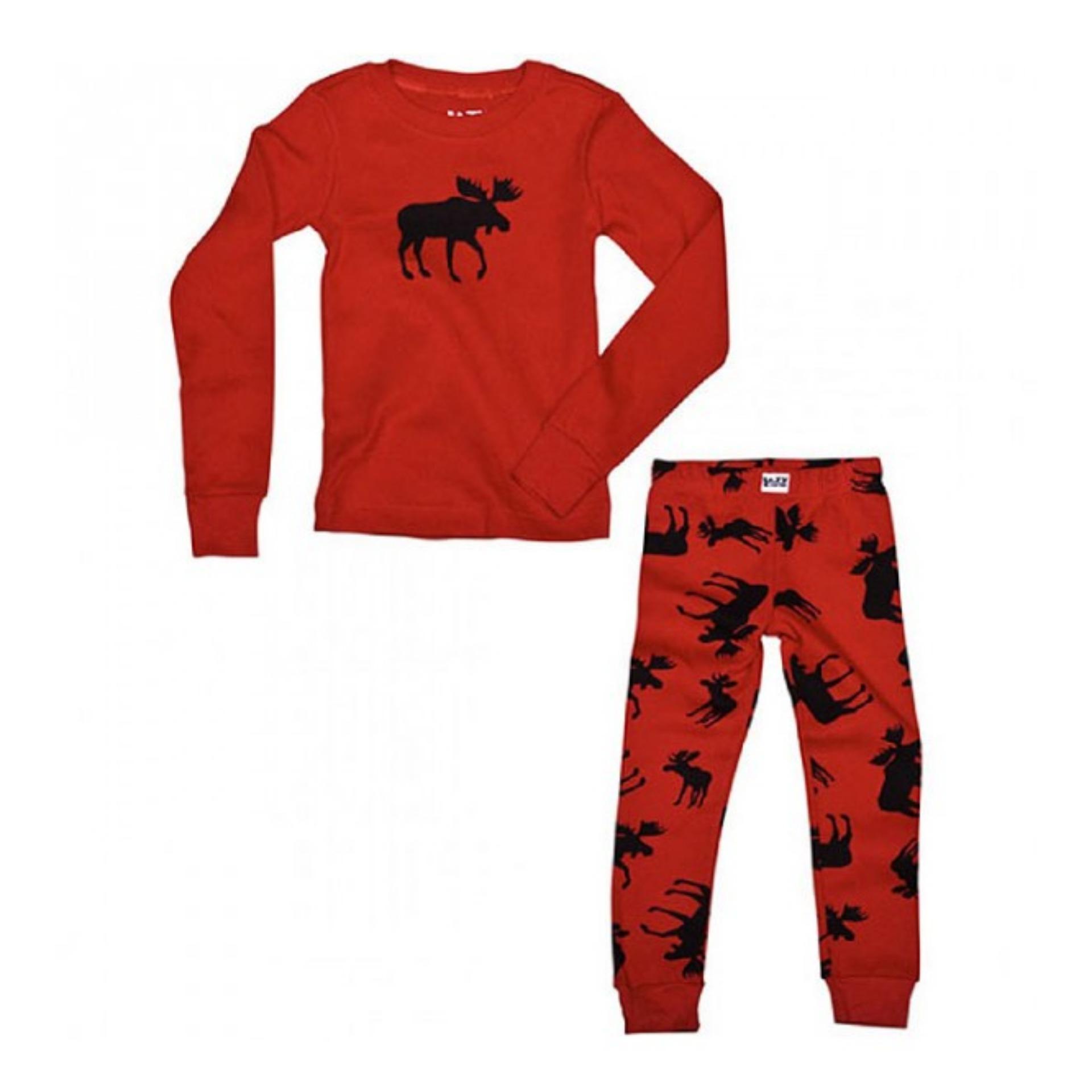 Boys Printed Snug Pyjama Sets By Espritfashions.